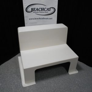 "Fiber Series 36"" Bench Seat Open Front"